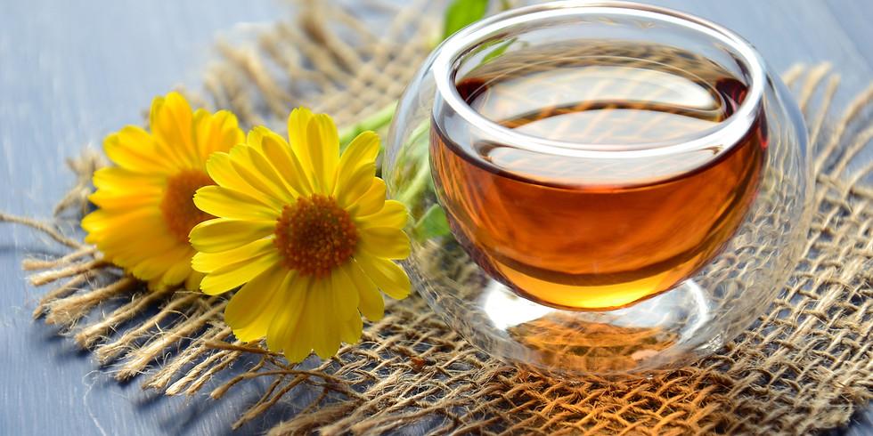 Secrets of Herbal Root Beer: A Roots Tea Class