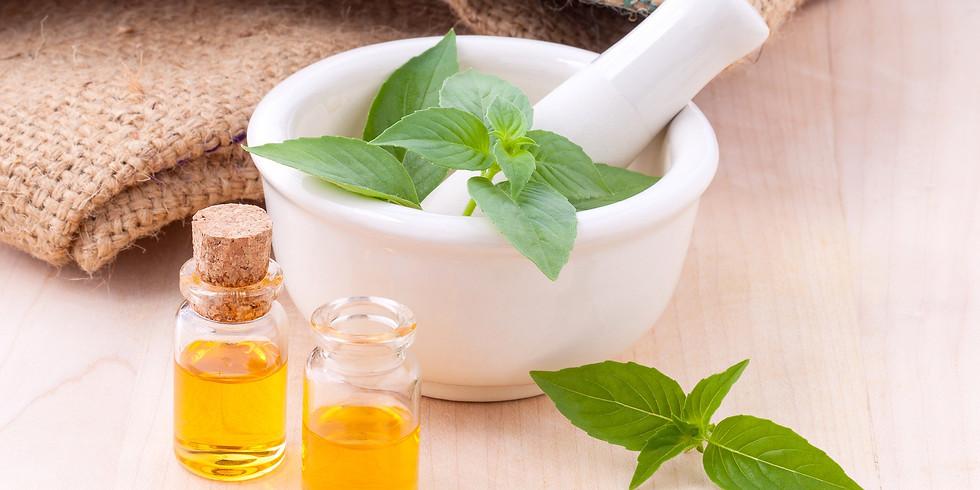 Botanical Beauty Bar: Herbal Cleansers