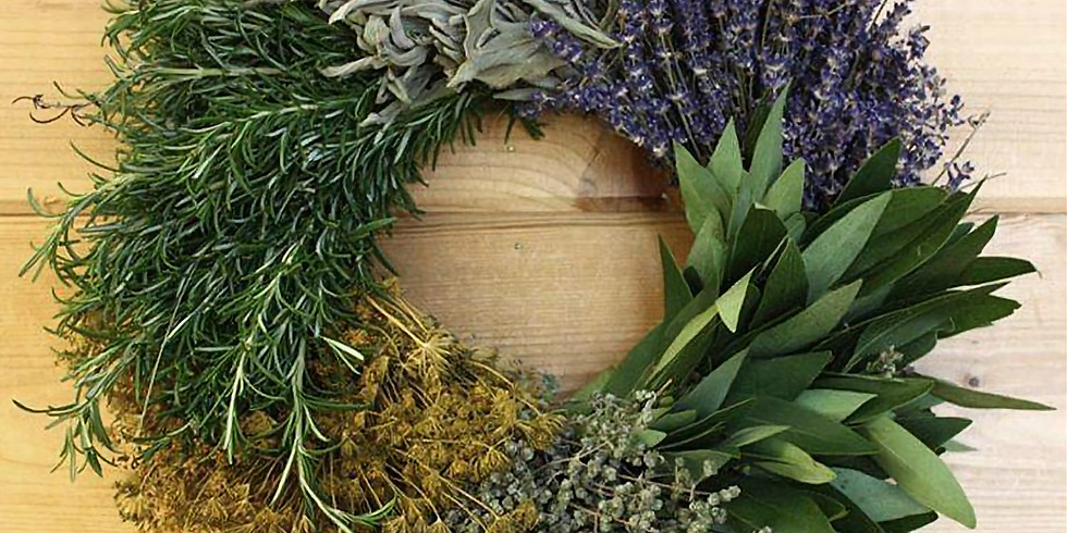 Creating a Harvest Wreath