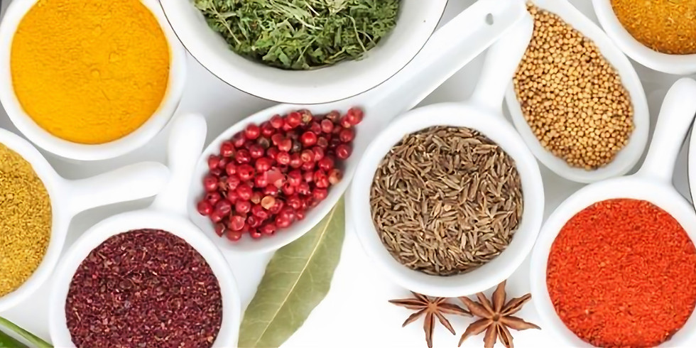 Spice Blend World Tour: Middle East