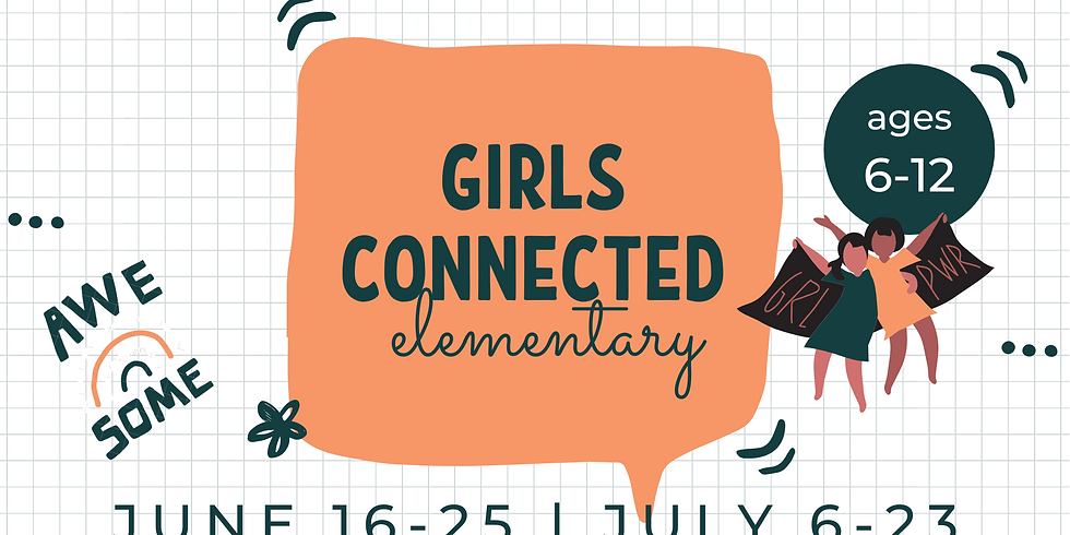 Girls Connected: Elementary