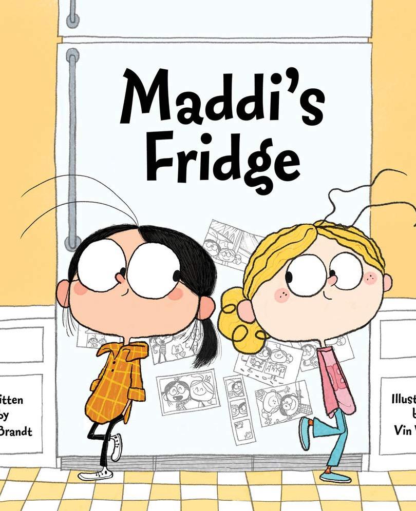 Maddi's Fridge