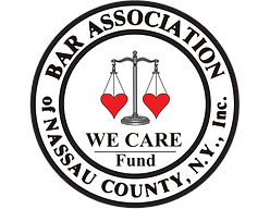 The We Care Fund logo.