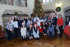 WE CARE Gingerbread University