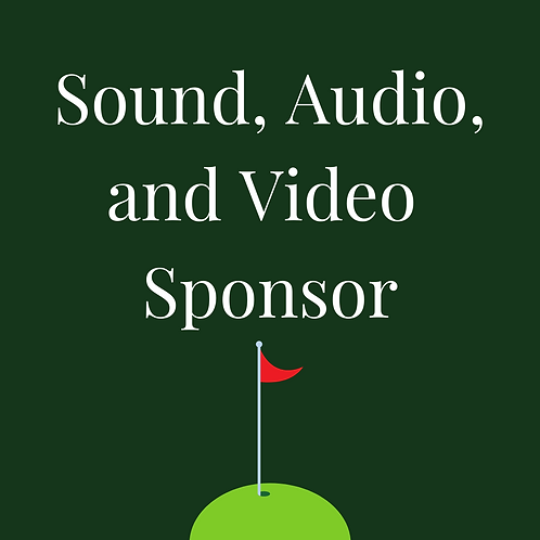 Sound, Audio, and Video Sponsor