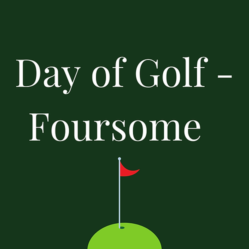 Day of Golf - Foursome