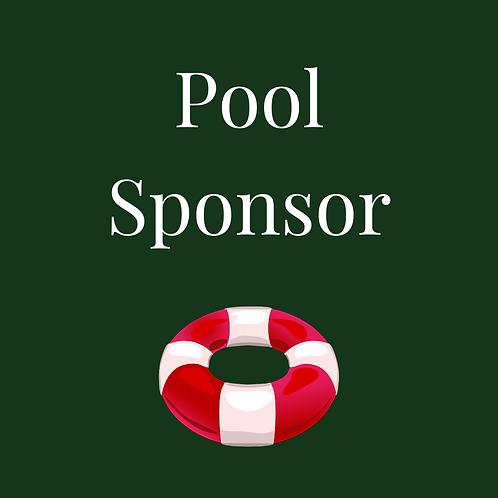 Pool Sponsor