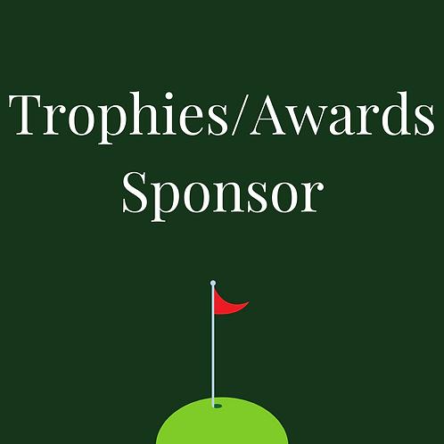 Trophies/Awards Sponsor