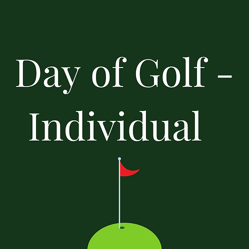 Day of Golf - Individual