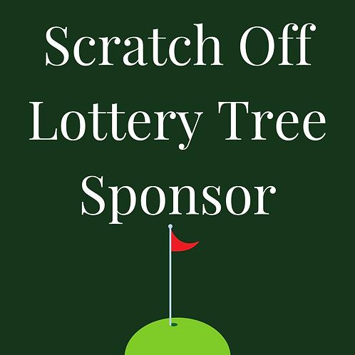 Scratch Off Lottery Tree Sponsor