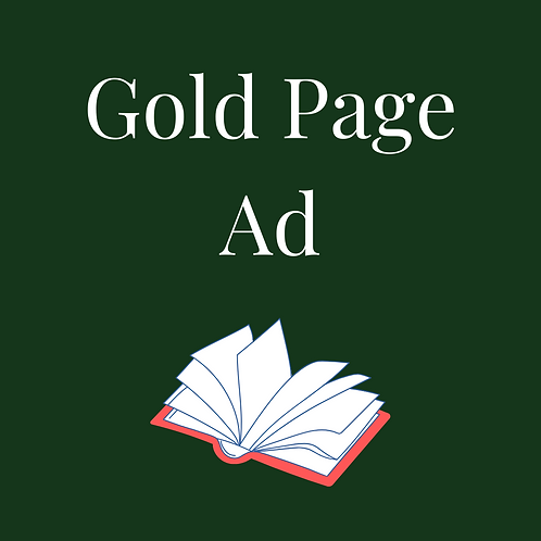 Gold Page Ad