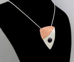 No659b+Amethyst+Copper+Silver+Shield++Pe