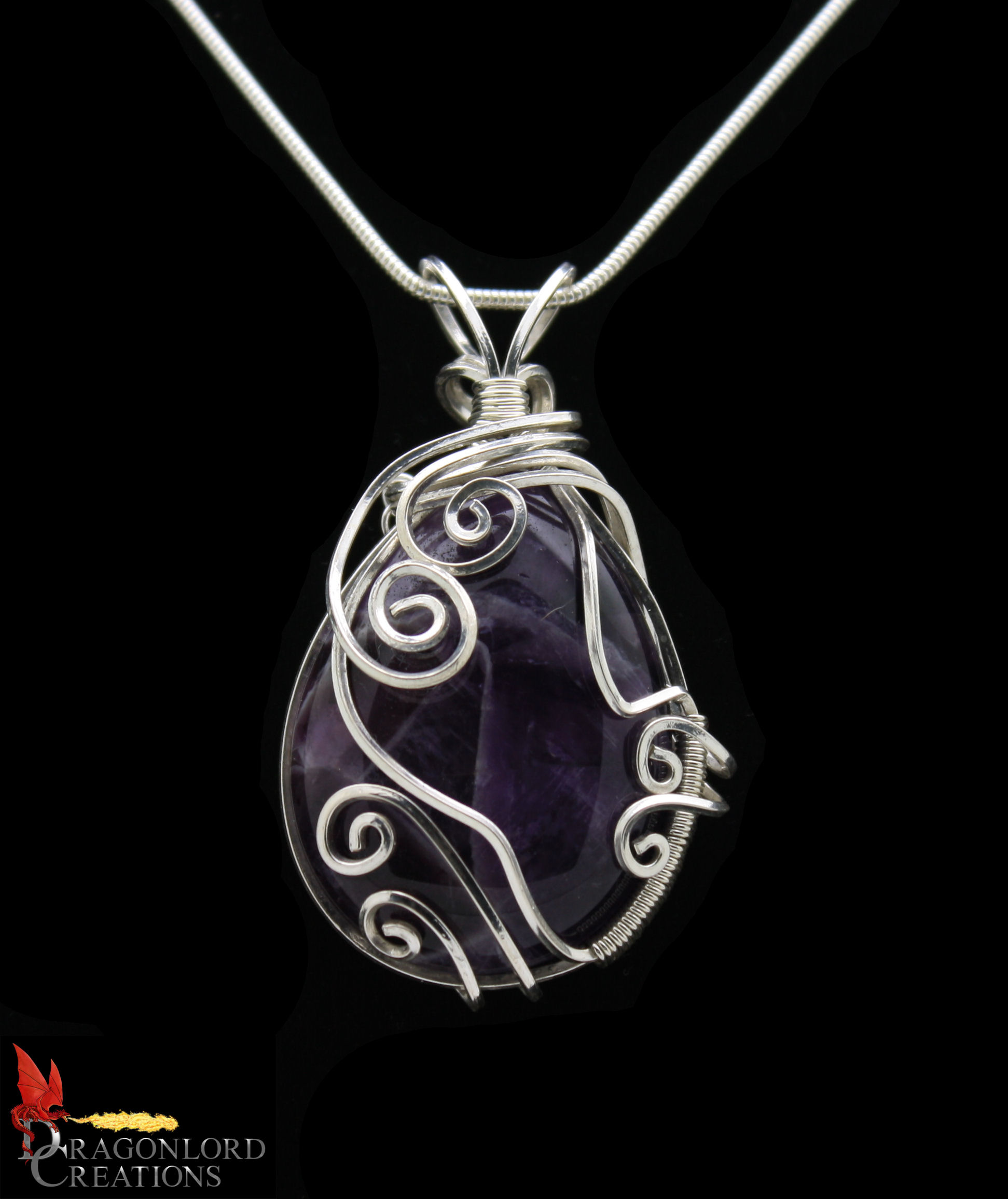 No891%20Amethyst%20Wire%20Wrap%20Pendant