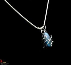 No187c+Small+Labradorite+++Pendant+with+