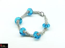 SOLD No069b Delicate Byzantine Bracelet