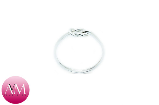 Love Knot Mid Ring