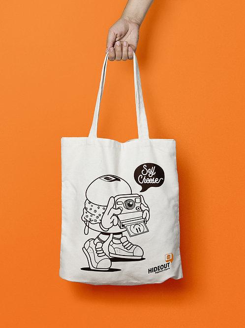 Tote Bag Say, Cheese!