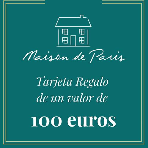 TarjetaRegalo 100€