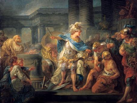 Alejandro Magno y la helenización del mundo