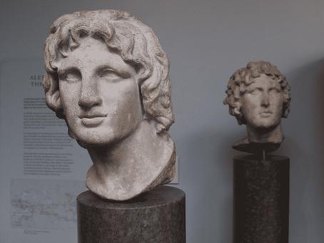 Escopas y Lisipo: el ocaso de la escultura clásica griega
