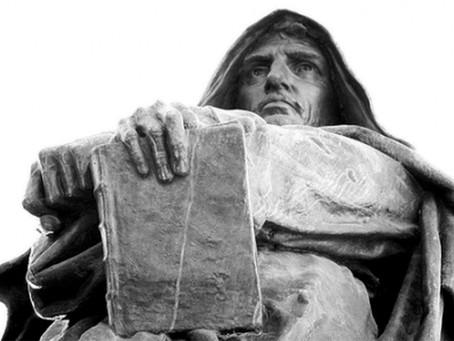 Giordano Bruno: pensamiento