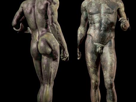 Los bronces de Riace