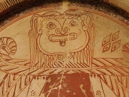 Gorgona : significado mitológico y artístico
