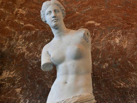 La Venus de Milo y la escultura helenística