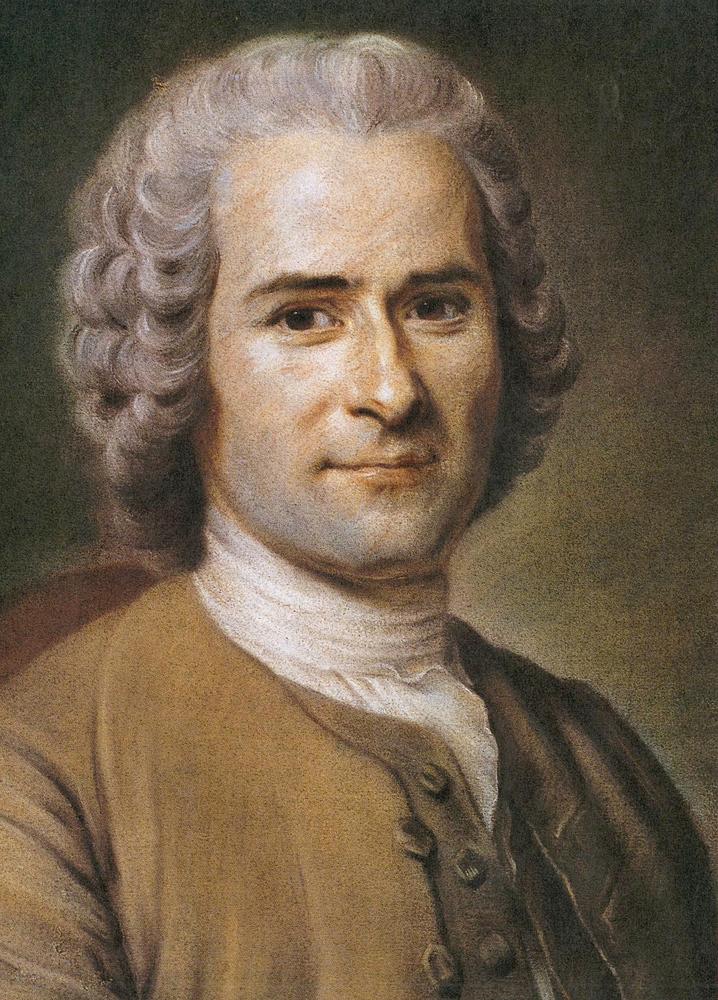 La Filosofía De Rousseau