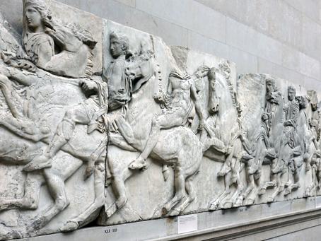Fidias y la escultura griega clásica