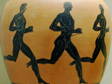 Los Juegos Olímpicos en la Antigua Grecia