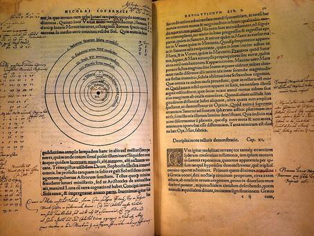 El heliocentrismo de Nicolás Copérnico