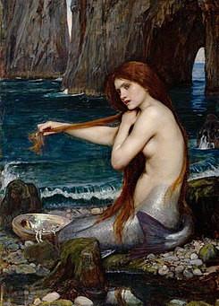 Sirena : significado mitológico y artístico