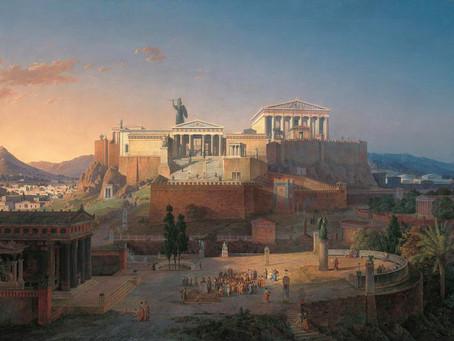 Las reformas de Clístenes y la democracia ateniense