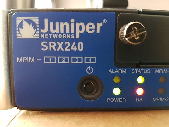 Juniper SRX Password Recovery | CURSO CCNA MONTERREY