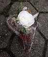 Allerheiligen Grabschmuck Blumen Gunskirchen