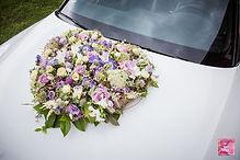 Autogesteck Wildblüte Blumen Gunskirchen Hochzeit