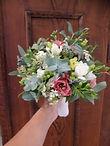 Brautstrauß Vintage Wildblüte Blumen Gunskirchen