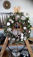 Adventkranz Türkranz Weihnachten Advent Blumen Gunskirchen Blumengeschäft Wildblüte
