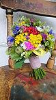 Brautstrauß Wildblüte Blumen Gunskirchen Hochzeit