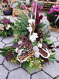 Wildblüte Blumen Gunskirchen Allerheiligen Gesteck Florist