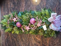 Türkranz Türzopf Weihnachten Advent Blumen Gunskirchen Blumengeschäft Wildblüte