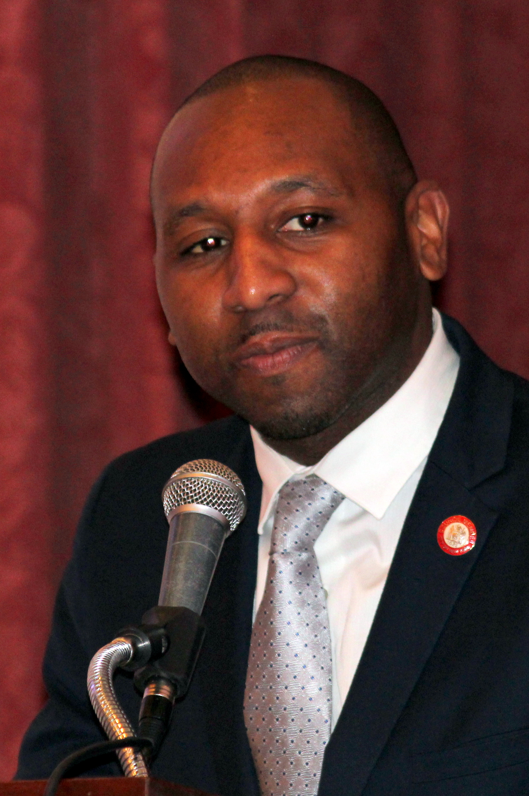Councilman Donovan Richards, Jr.