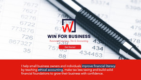 Tax Time delivers a Win for Business