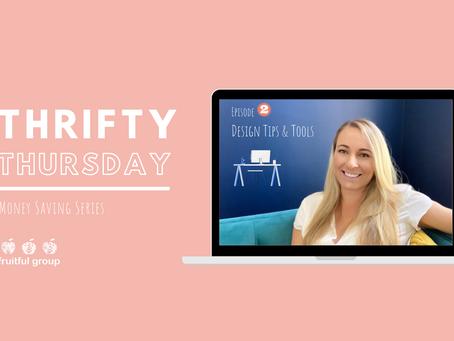 Thrifty Thursday: Money Saving Series ep#2