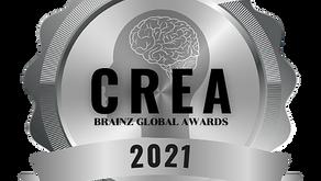 Brainz. CREA Global Award