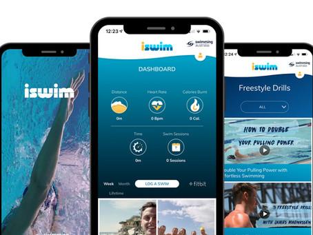 iSwim wins Prestigious Sport Tech Award