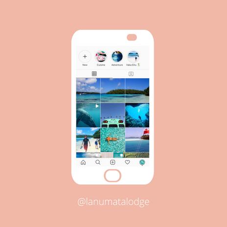 Lanu Mata Lodge Instagram