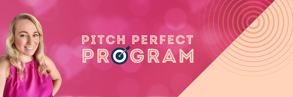 Lecture titles Pitch Perfect Program (3)