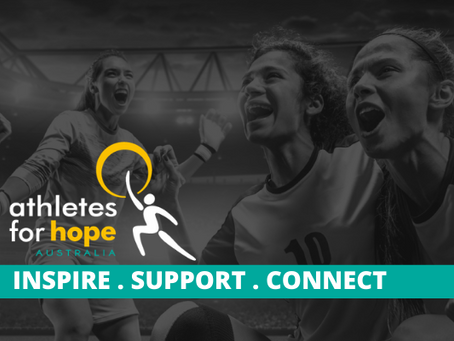A Cause for Good: Inspired Athletes, Better Communities